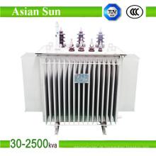 315kVA Ölbad 630kVA drei Phase Transformator (11KV)