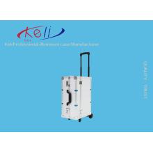 2016 Funda de aluminio para la caja de viaje profesional