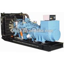 Генератор 900kva генератор МТУ открытого типа набор