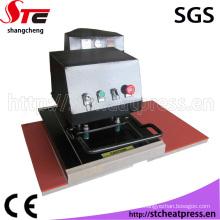 CE-Sublimation Doppelstationen Swing Arm Hose Wärme Pressmaschine
