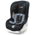 Baby car seats with black grey cover
