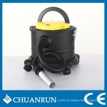 Aspirador de cinzas 15L com rodas para fornos de pelota
