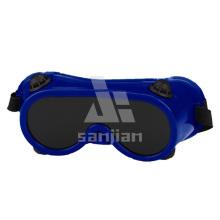 Schweißen Auge schützende bifokale Nebel freie PC innere Objektiv PVC Rahmen Sicherheitsbrille