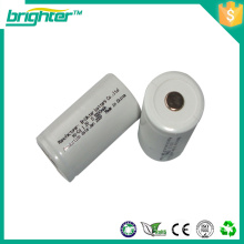 1.2v ni cd d size rechargeable battery