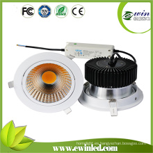 Downlight LED de alta calidad con 3 años de garantía