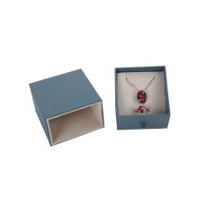 Venta al por mayor de la caja del cajón del collar de papel de la cartulina (BX-BW-P1)