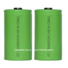 TINKO NI-MH rechargeable battery Size D 10000mah