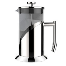 Hitzebeständige Borosilikatglas French Press