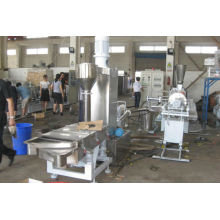 filler masterbatch pelletizing line