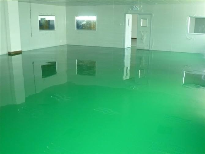 Solvent Free Wear Resistant Epoxy Primer