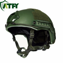 Fashionable Tactical Bullet Proof Helmet Kevlar Fast Helmet Bullet Resistance Helmet for Head Protection