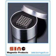 Cube Magnétique / Buckyballs de Permanenet NdFeB bricolage fort
