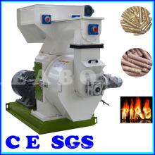 Machine de fabrication de moulin à extrudeuse de pellet de carburant de biomasse
