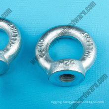Carbon Steel Lifting DIN582 Eye Nut