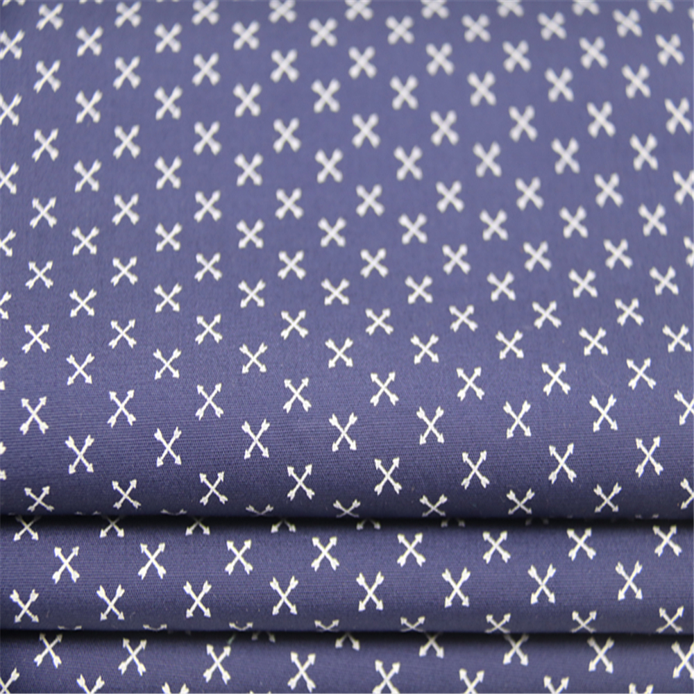 Poplin fabric for shirt
