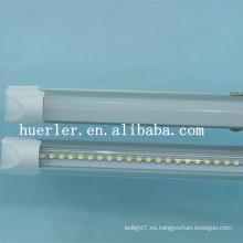 Tubo vendido caliente t5 del tubo 0.6 1.2m de 100-240v 5w 10w 15w 2 años de garantía
