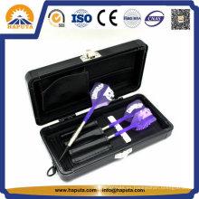 Caja de almacenaje pequeño duro para dardos deporte juego (HO-1026)