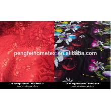 180T 100% Polyester Mikrofaser Stoff Bettwäsche setzt hometextile