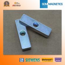 N45h Block Neodymium Sensor Magnets for Sw