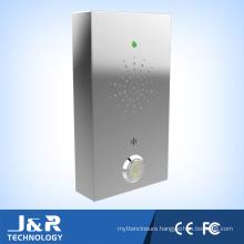 Mini Elevator Phone, Lift Intercom with Call Button