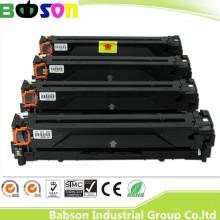 Toner compatible de la venta directa de la fábrica para la calidad estable de CF210 / 211/212/213