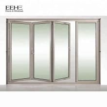Aluminum Bi Folding Doors / windows