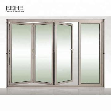 Aluminium Bi Falttüren / Fenster
