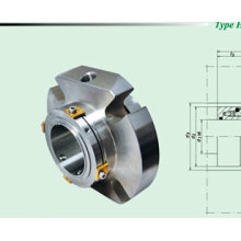 Cartridge Mechanical Seal with Nonstandard Structure Hqct