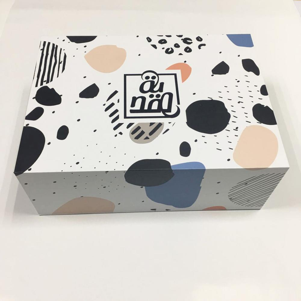 Custom Shoe Packaging Printing Paper Box