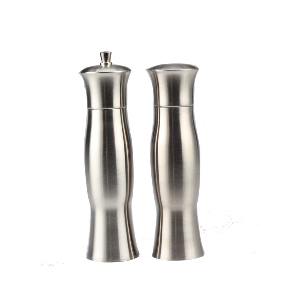 Stainless Steel Bowling Shape Bbq Tools Spice Shaker