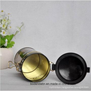 High Quality Tea Packing Metal Tin Box Manufactured in China
