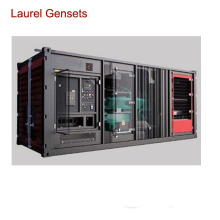 Gerador / Gênero Diesel de fase silencioso de 1250kVA