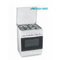 Forno a gas Easy Clean facile da montare