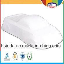 Nouveau brillant mat brillant Ral 9016 Traitement blanc en poudre Revêtement