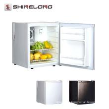 Refrigerador barato comercial de la pequeña nevera de la barra de la exhibición de R335 2017 comerciales mini refrigerador