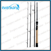 Jaxon 4PCS Travel Fishing Rod Fishing Tackle
