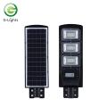 Prix satisfaisant du poteau d'éclairage public solaire à LED