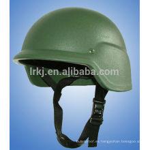Casco balístico de nivel IV del kevlar del ejército