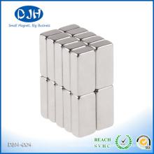 Neodimio 10 * 5 * 3 mm Imán de bloqueo Cara magnética 10 * 5 mm