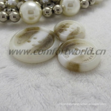 Fashion new button for overcoat jacket