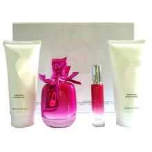 Perfume mujeres populares con olor francés de alta calidad y larga duración