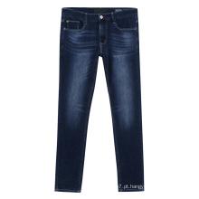 Factroy OEM Men′s Desenhador Azul Jean Calças Jeans Cotton Jeans