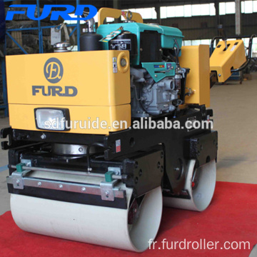 Construction Equipment New Design Vibratory Roller (FYL-800CS)