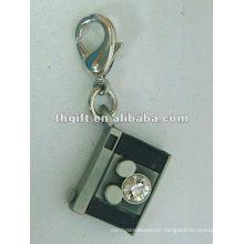 mini lock mobile phone straps