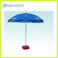 Polyester PVC Outdoor Beach Umbrella for Promotion