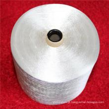 Fio de algodão popular para confecção de malha de mão, fio de tapete de lã