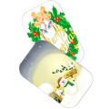 Almohadilla antideslizante del envío libre al por mayor / cojín pegajoso del gel