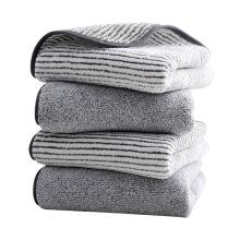 organic bamboo bath towel comfortable eco-friendly soft bamboo bath towel customized hand towel