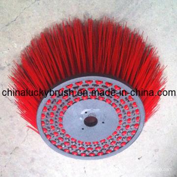 Brosse de rue latérale PP et Steel Wire Mix (YY-001)