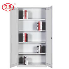 Chemical laboratory storage glass door steel cabinet for hospital